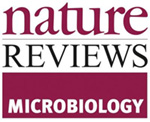 Logo for Nature Reviews Microbiology